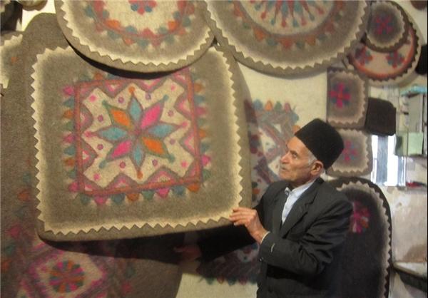 بازار تشک نمدی مشهد