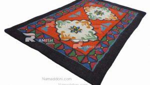 زیرانداز نمدی سنتی ایرانی