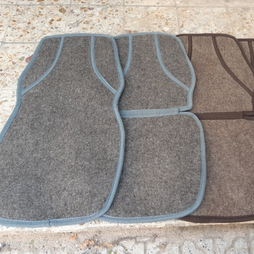 صندلی نمدی ماشین با کیفیت بالا